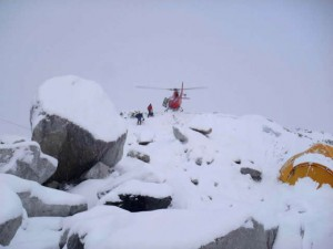 chopper 300x225 Snowmen and Weather Reports