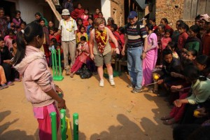Cricket Australia comes to Nepal