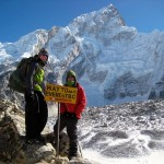 Way to Everest - Nicks Ultra journey